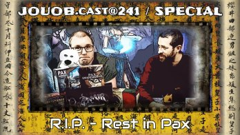 JOUOB.cast@241 / SPECIÁL : R.I.P. – Rest in Pax