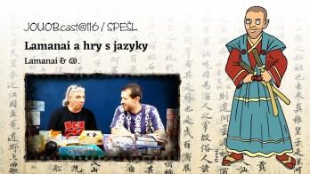 JOUOB.cast@116 / SPEŠL : Lamanai a hry s jazyky