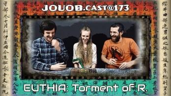 JOUOB.cast@173 / ROZHOVOR : Euthia – Torment of Resurrection