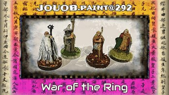 JOUOB.paint@292 : War of the Ring