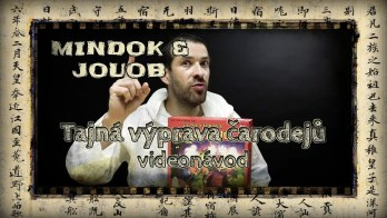 JOUOB & MINDOK – Tajná výprava čarodějů [ videonávod ]