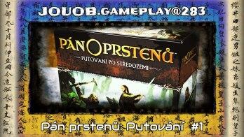 JOUOB.gameplay@283 : Pán prstenů – Putování po Středozemi #1