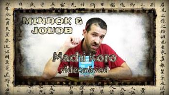 JOUOB & MINDOK – Machi Koro [ videonávod ]