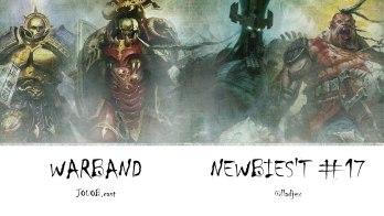 JOUOB.warband – Newbiest #17 : Základní pravidla 2. edice Age of Sigmar / II. ČÁST
