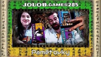JOUOB.game@285 : Paměťovky