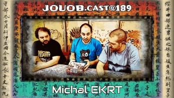 JOUOB.cast@189 / ROZHOVOR : Michal EKRT – Blackfire
