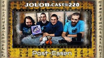 JOUOB.cast@220 : Post-Essen