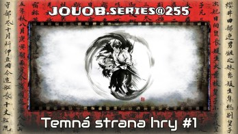 JOUOB.series@255 / Temná strana hry #1 : Výroba deskovky ČR vs Čína