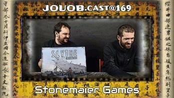 JOUOB.cast@169 / SPEŠL : Stonemaier Games