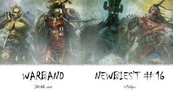 JOUOB.warband – Newbiest #16 : Základní pravidla 2. edice Age of Sigmar