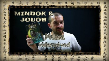 JOUOB & MINDOK – Múza [ videonávod ]