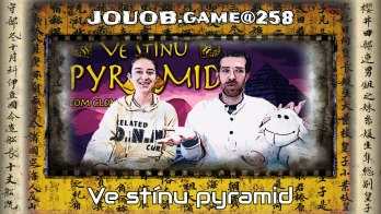 JOUOB.game@258 : Ve stínu pyramid