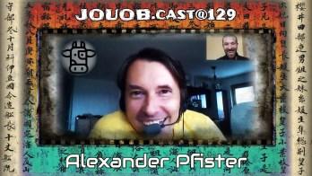 JOUOB.cast@129 / INTERVIEW : Alexander Pfister [ENG]