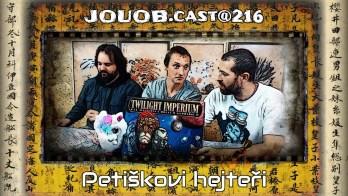 JOUOB.cast@216 : Petiškovi hejteři