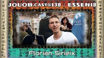 JOUOB.cast@138 / ESSEN18 / INTERVIEW : Florian Sirieix [ENG/CZsub]