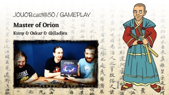 JOUOB.cast@80 / GAMEPLAY : Master of Orion [ livestream | 29.12.2017 20:30 ]