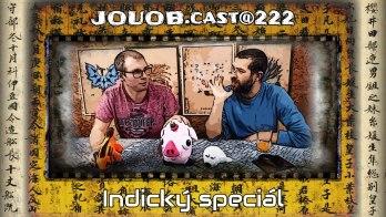 JOUOBcast 222 : Indický speciál [ offline ]