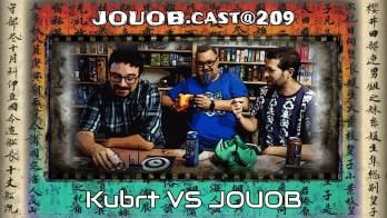 JOUOB.cast@209 / ROZHOVOR : Kubrt VS JOUOB
