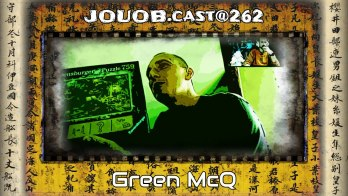 JOUOB.cast@262 : Green McQ