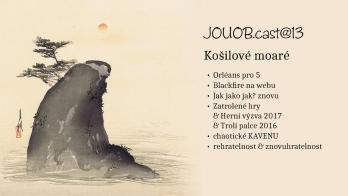 JOUOB.cast@13 : Košilové moaré
