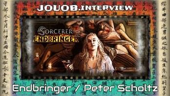 JOUOB.interview@309 : Peter Scholtz / Sorcerer: Endbringer