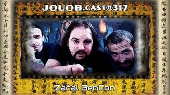 JOUOB.cast@317 : Začal GenCon