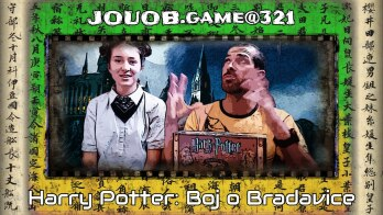 JOUOB.game@321 : Harry Potter – Boj o Bradavice