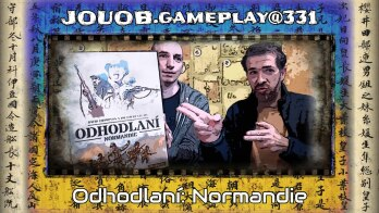 JOUOB.gameplay@331 : Odhodlaní – Normandie