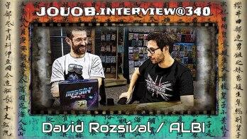 JOUOB.interview@340 : David Rozsíval / ALBI