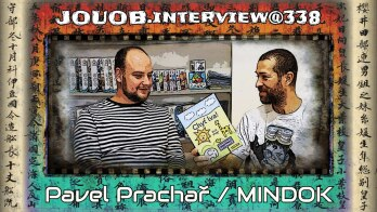 JOUOB.interview@338 : Mindok Rozhovor