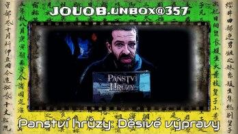 JOUOB.unbox@357 : Panství hrůzy – Děsivé výpravy