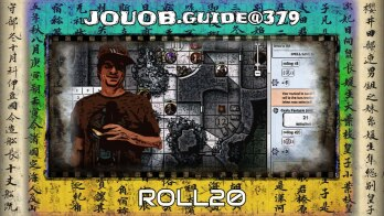 JOUOB.guide@379 : Roll20 – Sytém na hraní RPG online