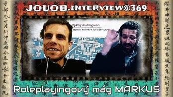 JOUOB.interview@369 : Jiří Petrů – Roleplayingový mág MARKUS