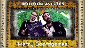 JOUOB.cast@365 : Merry Boardgames 🎄