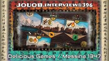 JOUOB.interview@396 : Delicious Games – Katka & Vláďa Suchých