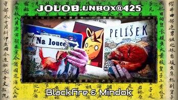 JOUOB.unbox@425 : Na louce, Labilní jednorožci, Obrázky, Pelíšek, GoPop