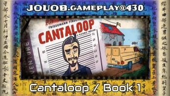 JOUOB.gameplay@430 : Cantaloop / Book 1 – Breaking Into Prison