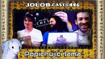 JOUOB.cast@446 : Popichující lama – Churchill, Bloodborne, Minecraft, Sticheln, Nemesis