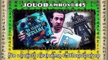 JOUOB.unbox@445 : Na vlnách neznáma & Bloodborne & Koťátka