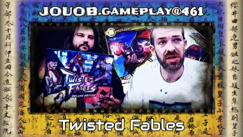 JOUOB.gameplay@461 : Twisted Fables