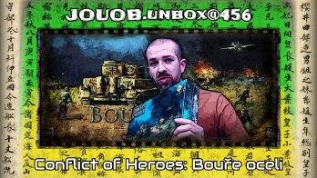 JOUOB.unbox@456 : Conflict of Heroes – Bouře oceli