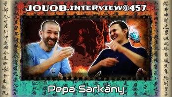 JOUOB.interview@457 : Pepa Sarkány / Jak na deskovky se zrakovým postižením